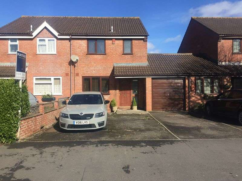 3 Bedrooms Semi Detached House for sale in Hollway Road, Bristol