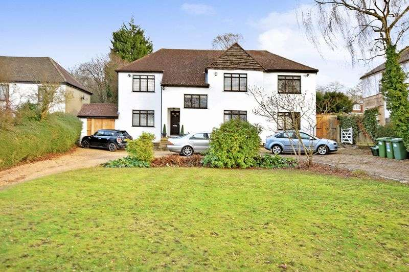 5 Bedrooms Detached House for sale in Old London Road, Sevenoaks