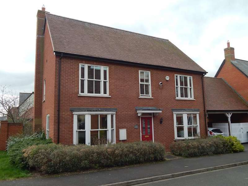 4 Bedrooms Detached House for sale in The Dairy, Henlow, Bedfordshire, SG16 6JD