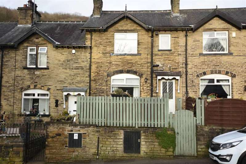 3 Bedrooms Cottage House for sale in Staups Lane, Halifax