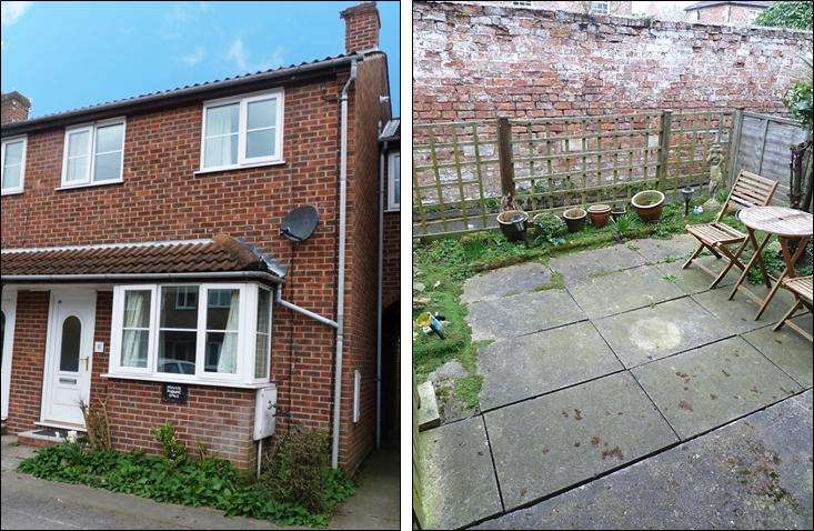2 Bedrooms Town House for sale in 6 Wellington Mews Ripon HG4 1QU