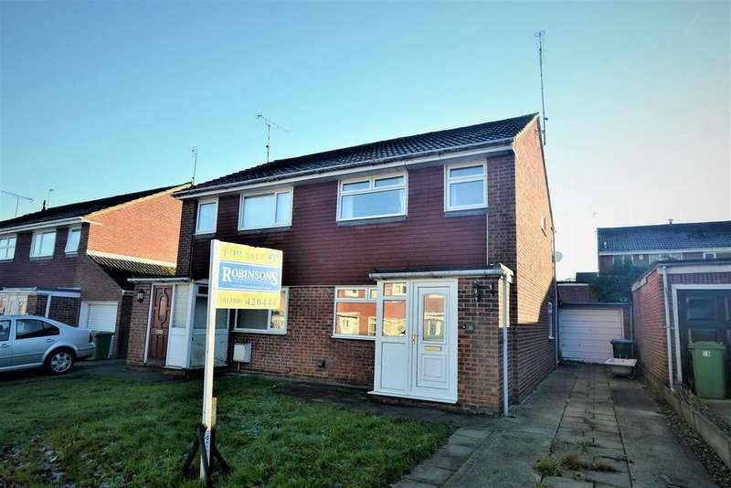 3 Bedrooms Semi Detached House for sale in Keldmere, Spennymoor