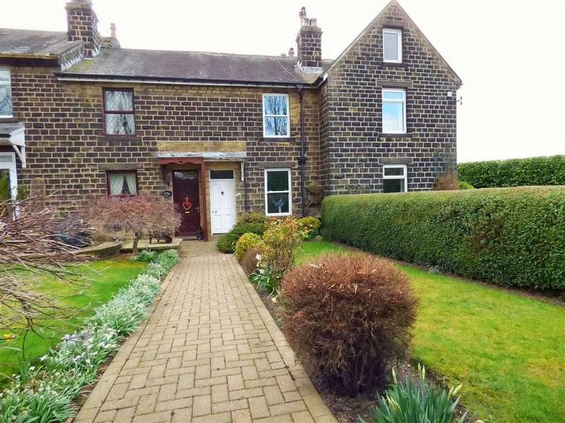 2 Bedrooms Cottage House for sale in Hall Syke, Shepley, Huddersfield, HD8