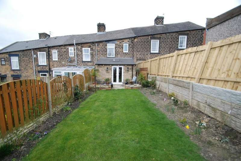 2 Bedrooms Cottage House for sale in New Road, Staincross, Barnsley S75