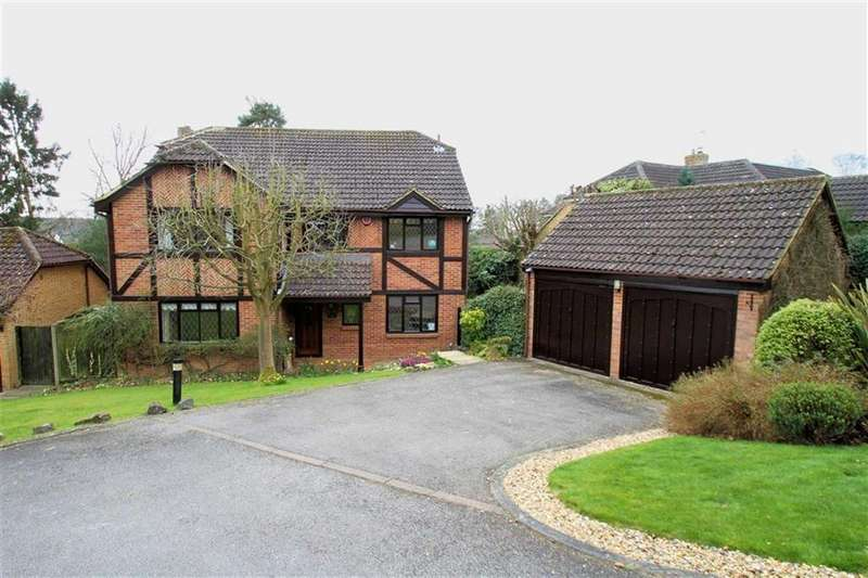 5 Bedrooms Detached House for sale in Pine Crest, Welwyn AL6 0EQ