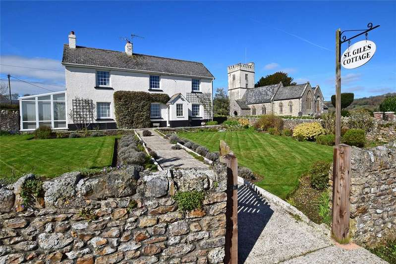 4 Bedrooms Detached House for sale in Northleigh, Colyton, Devon
