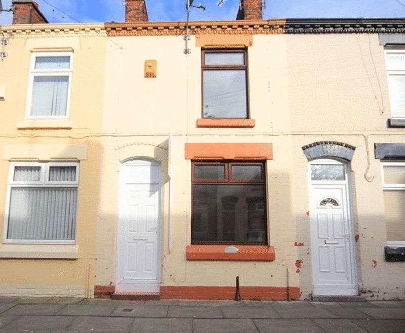2 Bedrooms Terraced House for sale in Hawkins Street, Kensington, Liverpool, L6