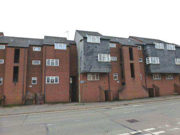 1 Bedroom Apartment Flat for sale in Jubilee Court, Banbury