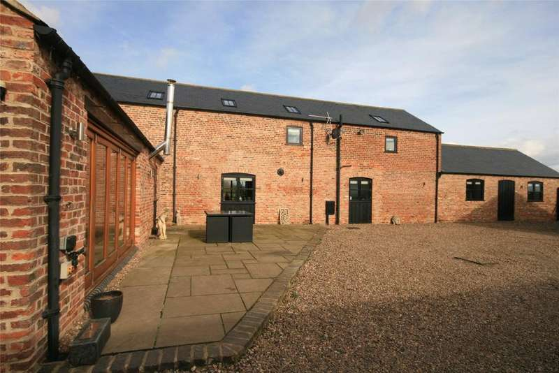 4 Bedrooms Detached House for sale in Scrane End, Freiston, PE22