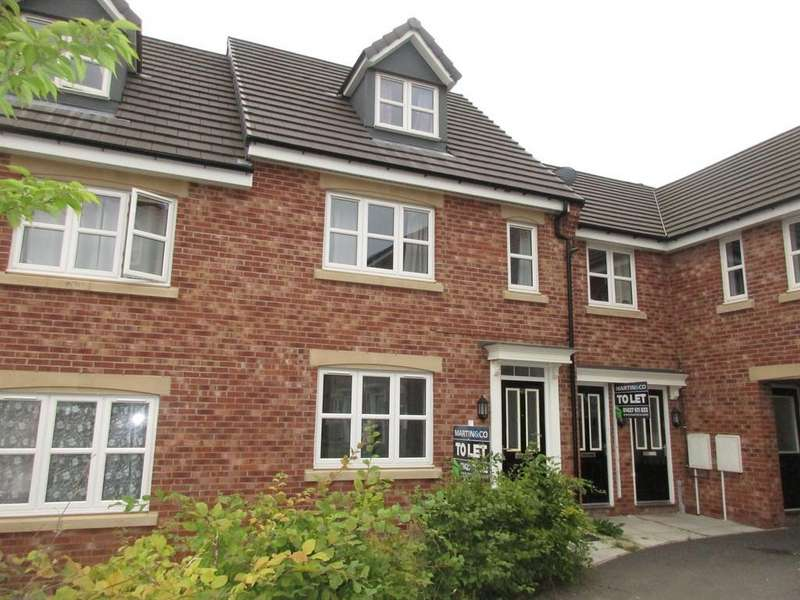 4 Bedrooms Terraced House for sale in Pilgrims Way, Gainsborough