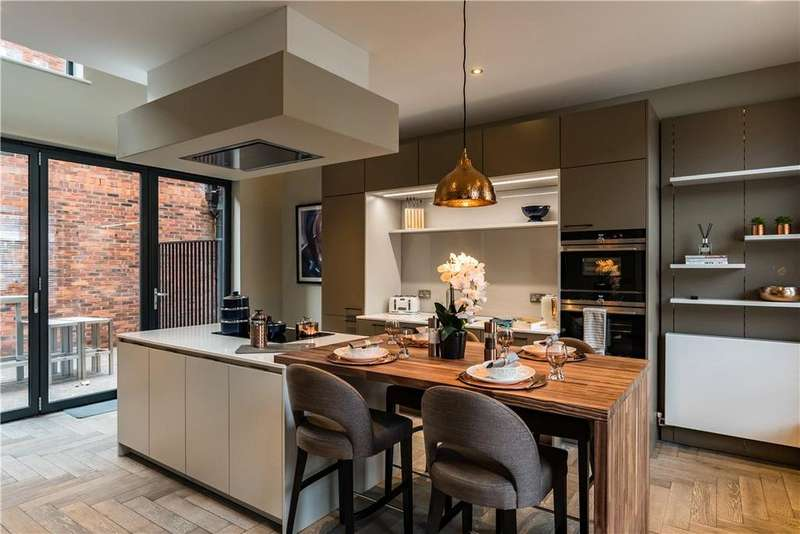 3 Bedrooms Residential Development Commercial for sale in St Pauls House, Birmingham City Centre, Birmingham, West Midlands, B3
