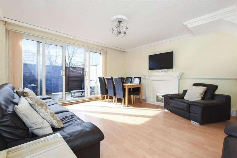 3 Bedrooms Maisonette Flat for sale in Weymouth Terrace, Bethnal Green, E2