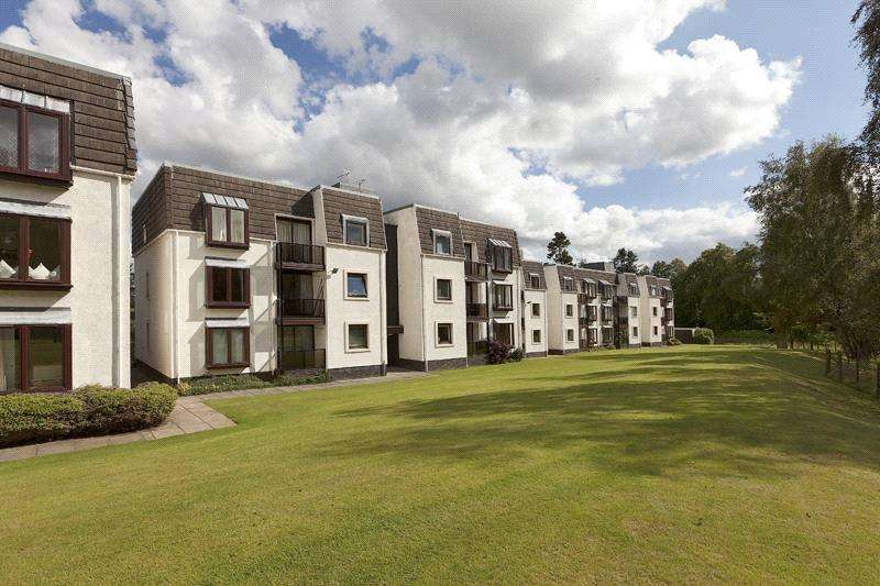 3 Bedrooms Apartment Flat for sale in Guthrie Court, Gleneagles Village, Auchterarder, Perthshire