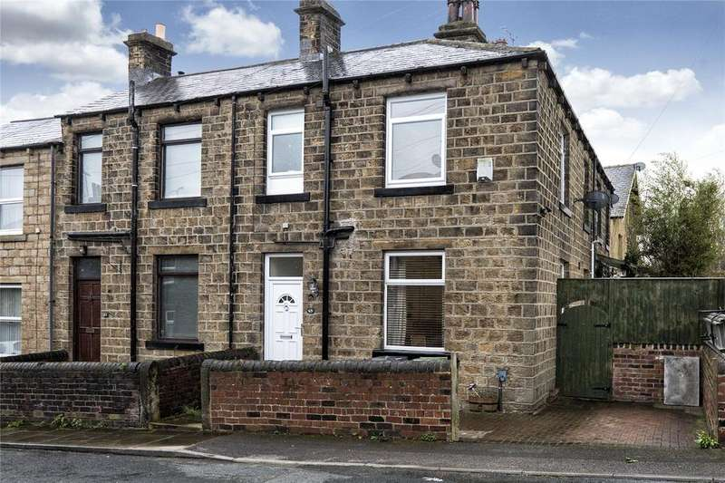 2 Bedrooms End Of Terrace House for sale in Johnson Street, Mirfield, West Yorkshire, WF14