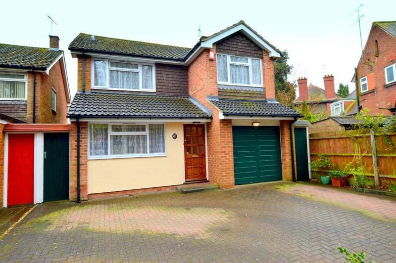 4 Bedrooms Detached House for sale in Tennyson Road, South Luton, Luton, LU1 3RP