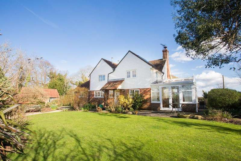 4 Bedrooms Detached House for sale in Redpale, Dallington, East Sussex, TN21 9NR