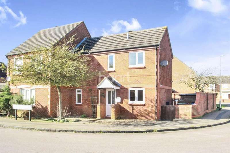 2 Bedrooms Semi Detached House for sale in Whittemore Road
