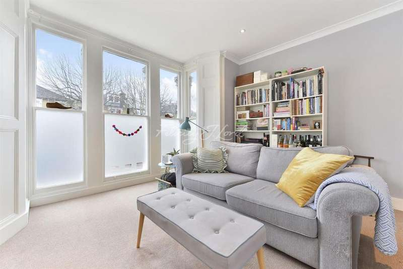 2 Bedrooms Flat for sale in Evering Road, E5