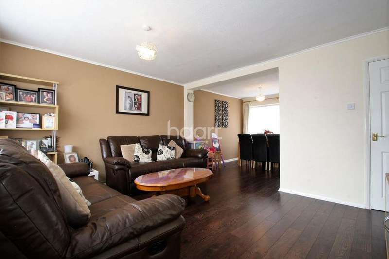 3 Bedrooms End Of Terrace House for sale in Putnoe, Bedfordshire