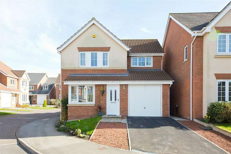 3 Bedrooms Detached House for sale in Bow Bridge Close, Market Weighton, York