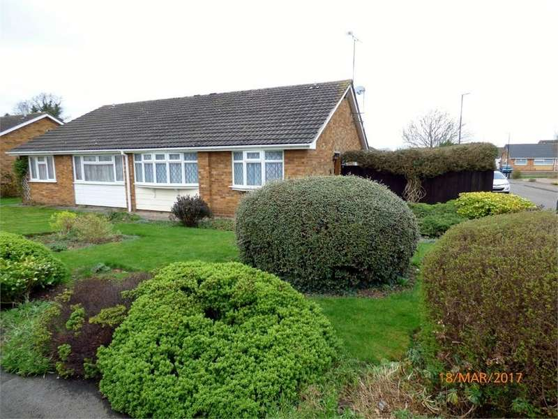 2 Bedrooms Semi Detached Bungalow for sale in Nene Close, Binley, Coventry, West Midlands