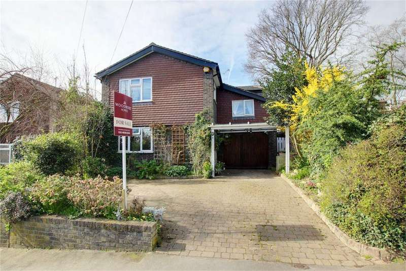 4 Bedrooms Detached House for sale in Roebuck Lane, Buckhurst Hill, Essex