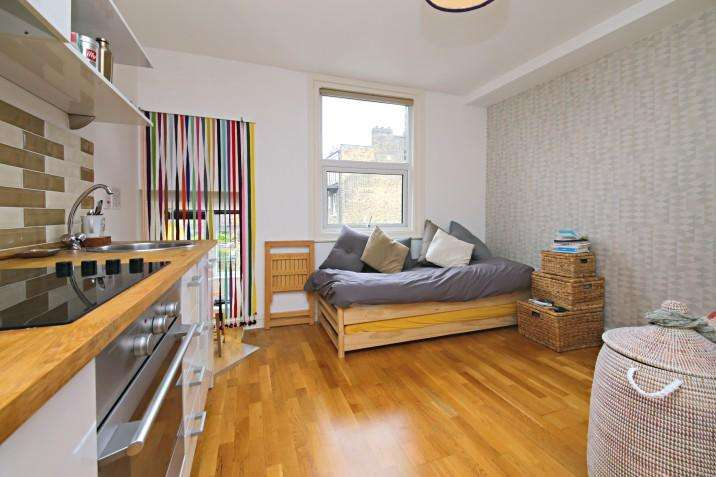 Studio Flat for sale in Mansfield Road, NW3