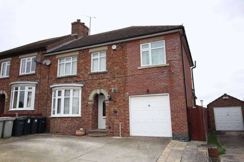 4 Bedrooms Semi Detached House for sale in Langton Hill, Horncastle