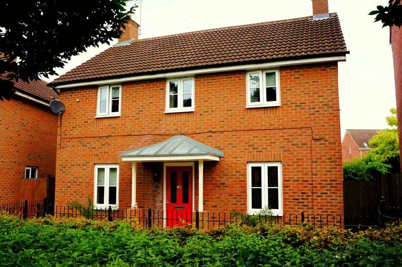4 Bedrooms Detached House for sale in Mount Pleasant Kingsway, Gloucester
