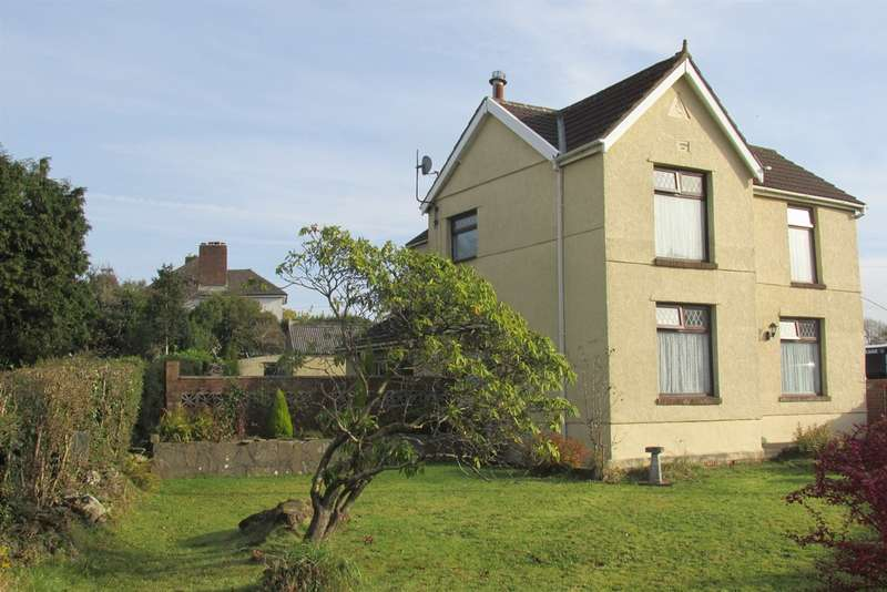 3 Bedrooms Detached House for sale in Pontardulais Road, Penllergaer, Swansea