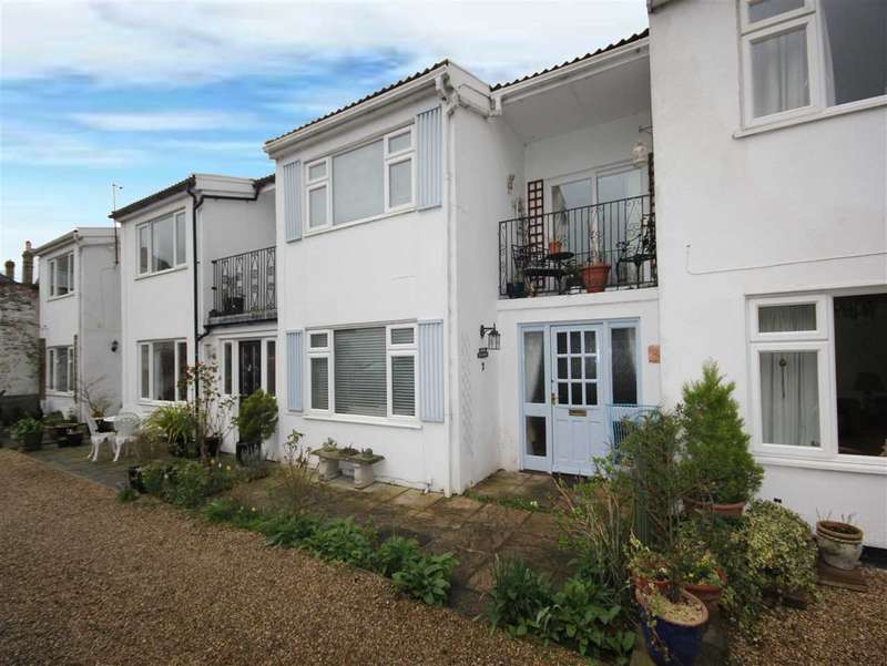 2 Bedrooms Terraced House for sale in Brands Cottages, Church Street, Sudbury