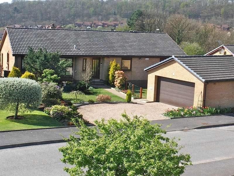 4 Bedrooms Detached Bungalow for sale in Craigdimas Grove, Dalgety Bay