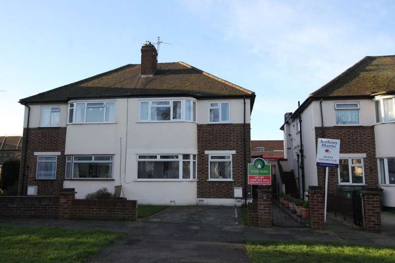 2 Bedrooms Flat for sale in Russell Close, Bexleyheath, DA7