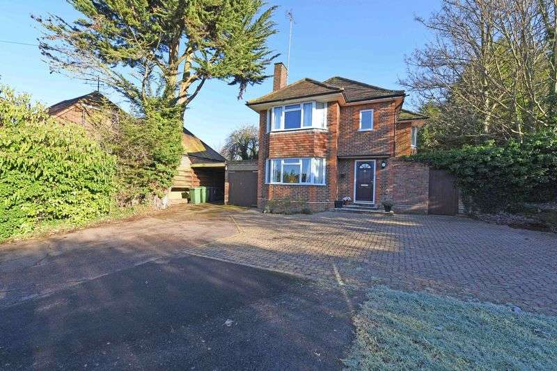 4 Bedrooms Detached House for sale in Eastrop Lane Basingstoke