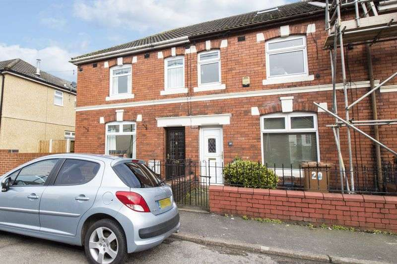 3 Bedrooms Terraced House for sale in Grove Road, Newport