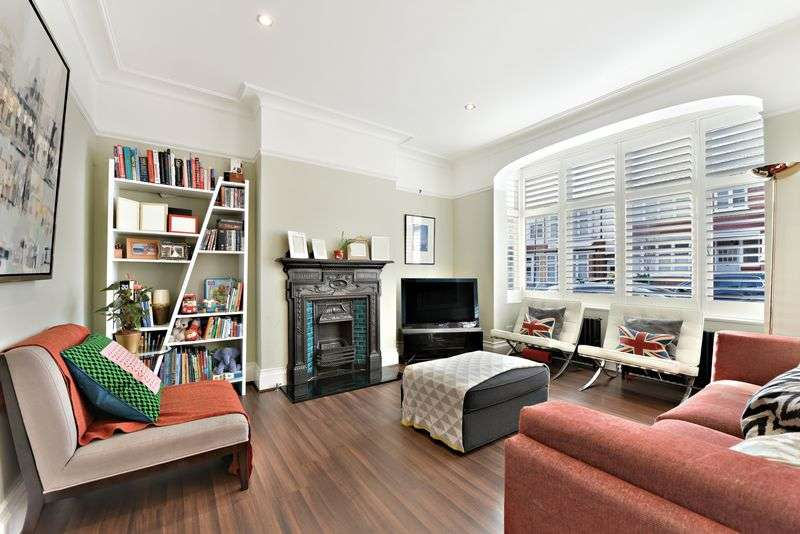4 Bedrooms Terraced House for sale in Glencairn Road, London