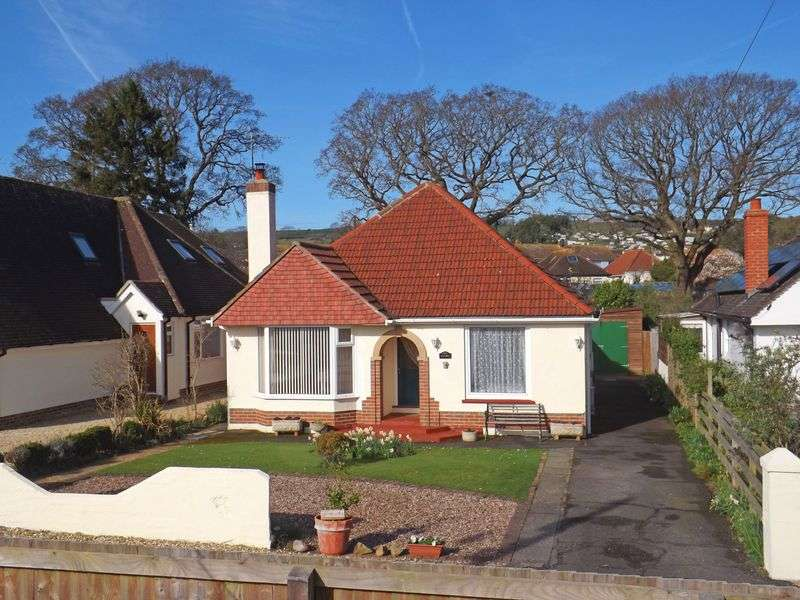 3 Bedrooms Detached Bungalow for sale in Westwood Way, Seaton