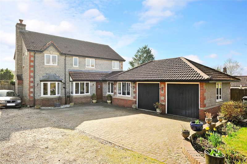 4 Bedrooms Detached House for sale in High Street, Wick, Bristol, BS30