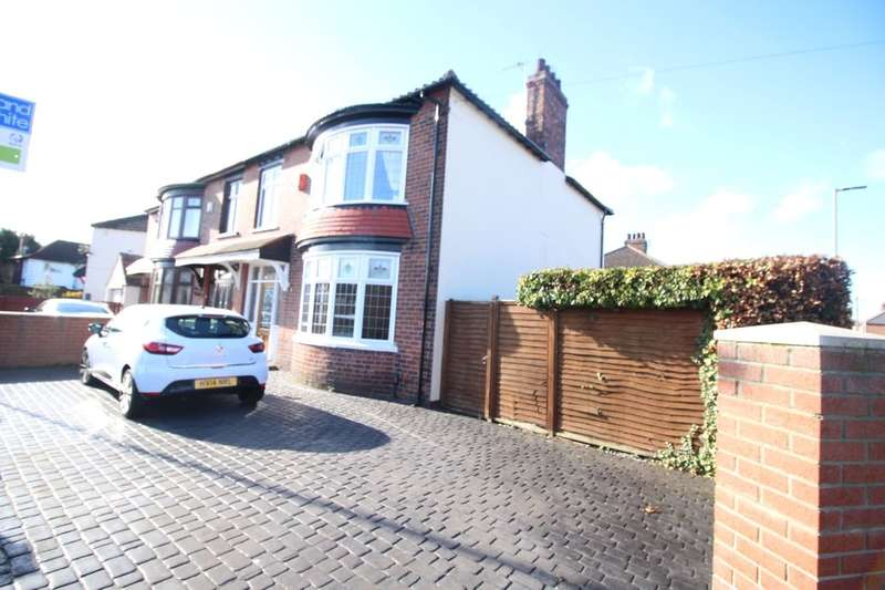 3 Bedrooms Semi Detached House for sale in Reeth Road, Middlesbrough, TS5