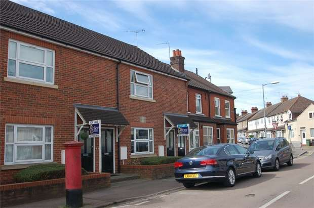 1 Bedroom Flat for sale in Cambridge Road, St Albans, Hertfordshire