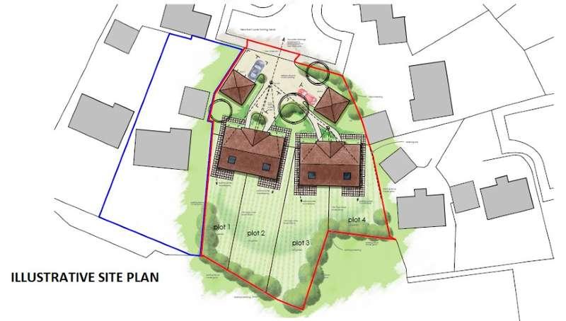 Residential Development Commercial for sale in New Barn Lane, Ridgewood, Uckfield, East Sussex, TN22 5EL