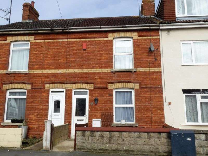 2 Bedrooms Terraced House for sale in Moredon Road, Moredon, Swindon