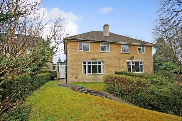 3 Bedrooms Semi Detached House for sale in Entry Hill, BATH