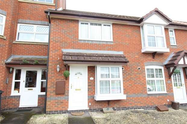 2 Bedrooms Terraced House for sale in Bleriot Close, NEWPORT