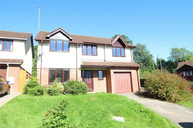 5 Bedrooms Detached House for sale in Ffos-Y-Fran, Bassaleg, NEWPORT