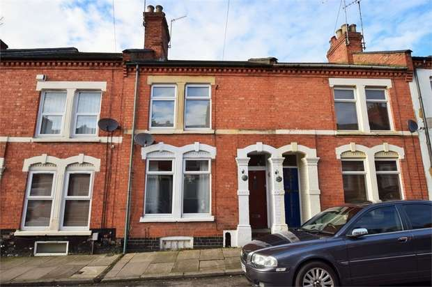 3 Bedrooms Terraced House for sale in Derby Road, NORTHAMPTON