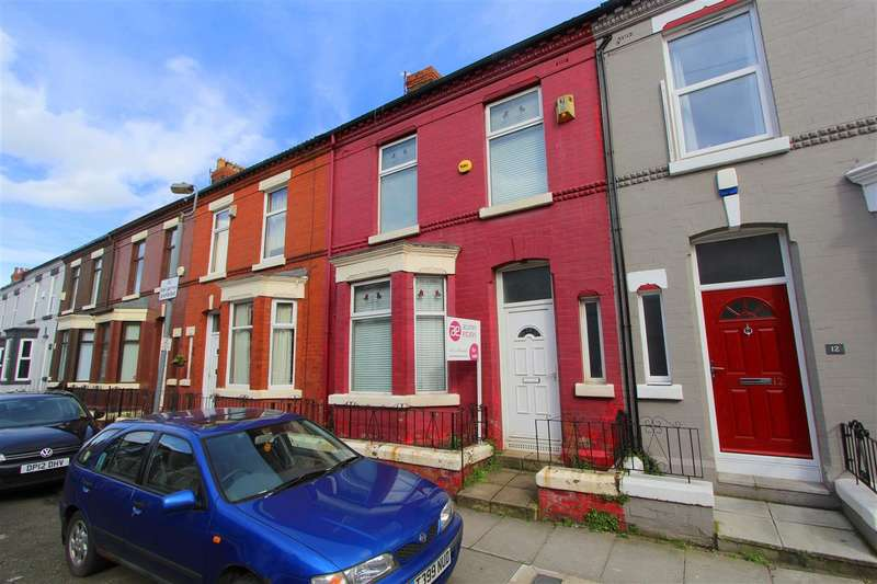 3 Bedrooms Terraced House for sale in Esher Road, Kensington, Liverpool