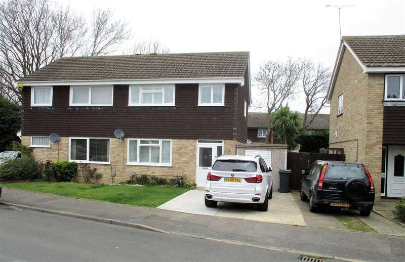 3 Bedrooms Semi Detached House for sale in Washford Farm Road, Ashford