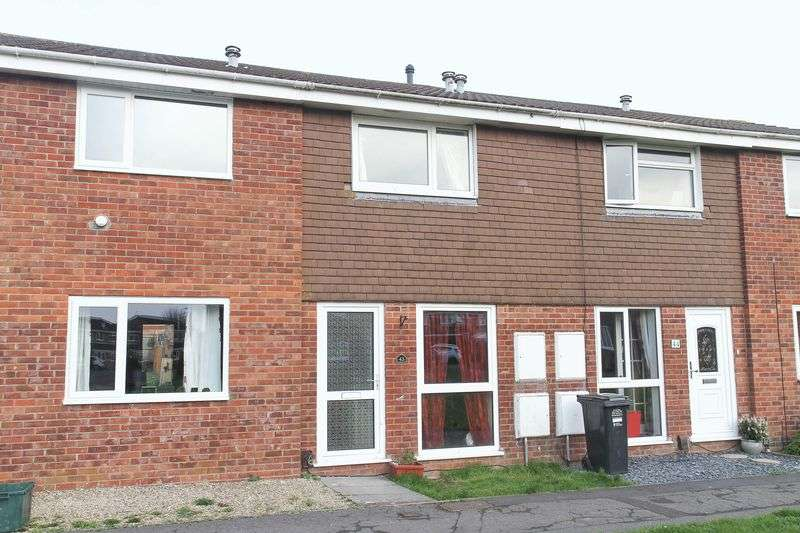 2 Bedrooms Terraced House for sale in Ruddymead, Clevedon