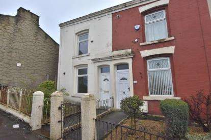 3 Bedrooms End Of Terrace House for sale in Haslingden Road, Audley, Blackburn, Lancashire